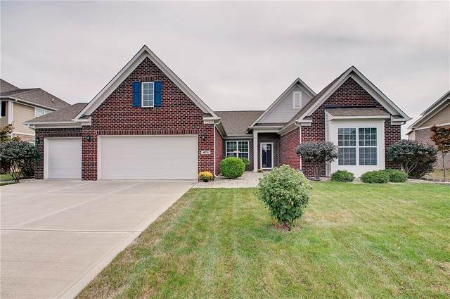 4711 Shady Ridge Row, Greenwood, IN 46143 (MLS #21740052) :: Mike Price Realty Team - RE/MAX Centerstone