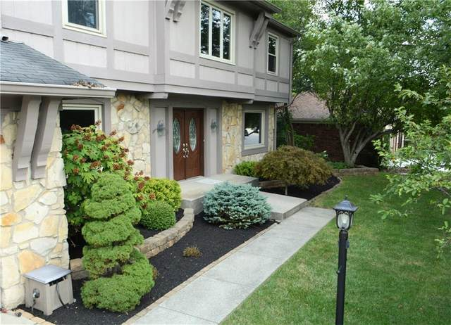3234 Eden Way, Carmel, IN 46033 (MLS #21740105) :: Richwine Elite Group