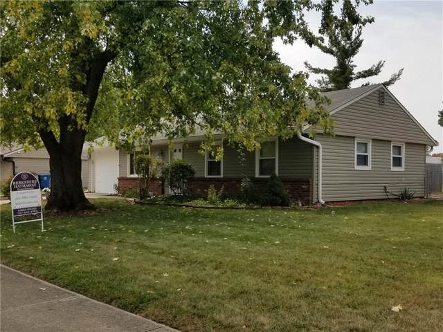 4426 N Vinewood Avenue, Indianapolis, IN 46254 (MLS #21740184) :: The ORR Home Selling Team