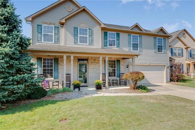 8223 Holmard Place, Indianapolis, IN 46259 (MLS #21740211) :: Mike Price Realty Team - RE/MAX Centerstone