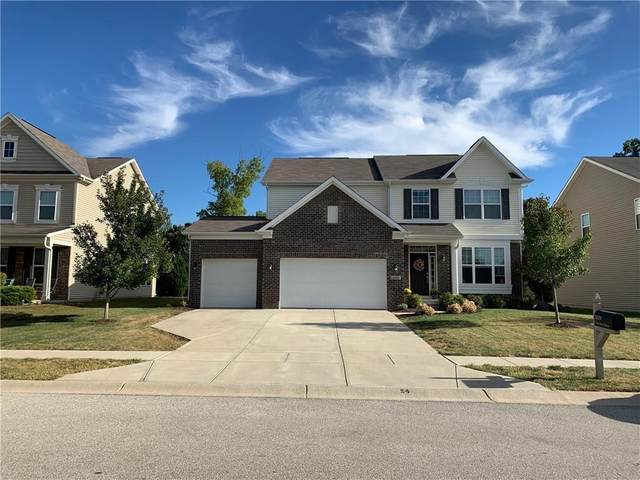 5879 Chazimal Street, Plainfield, IN 46168 (MLS #21740305) :: The Indy Property Source