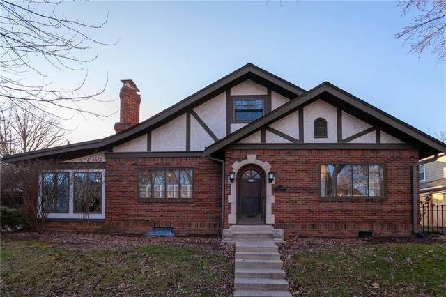 5856 Guilford Avenue, Indianapolis, IN 46220 (MLS #21740350) :: AR/haus Group Realty