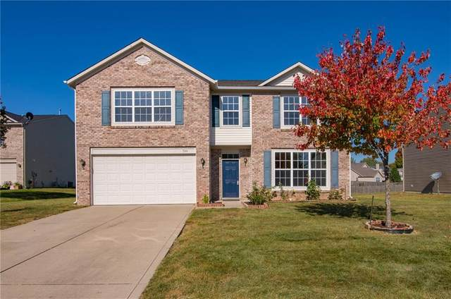 7244 Bruin Drive, Indianapolis, IN 46237 (MLS #21740398) :: Heard Real Estate Team | eXp Realty, LLC