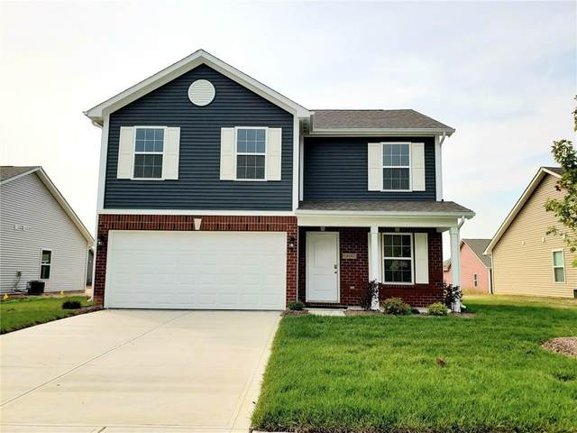 424 Rocky Road, Greenfield, IN 46140 (MLS #21740515) :: Richwine Elite Group