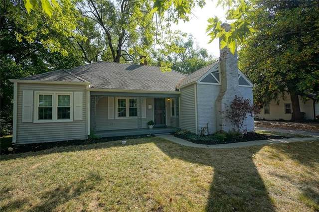 6185 Evanston, Indianapolis, IN 46220 (MLS #21740528) :: Richwine Elite Group