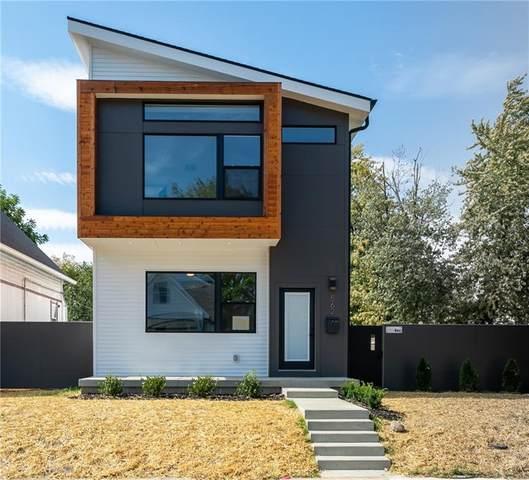562 N Temple Avenue, Indianapolis, IN 46201 (MLS #21740600) :: Heard Real Estate Team | eXp Realty, LLC