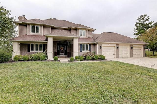 20906 Edgewater Drive, Noblesville, IN 46062 (MLS #21740644) :: Mike Price Realty Team - RE/MAX Centerstone