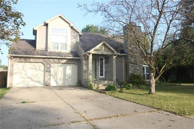 3239 Oak Tree Drive N, Indianapolis, IN 46227 (MLS #21740646) :: Mike Price Realty Team - RE/MAX Centerstone
