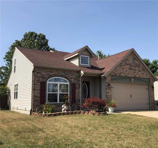 974 Canary Creek Drive, Franklin, IN 46131 (MLS #21740795) :: Mike Price Realty Team - RE/MAX Centerstone