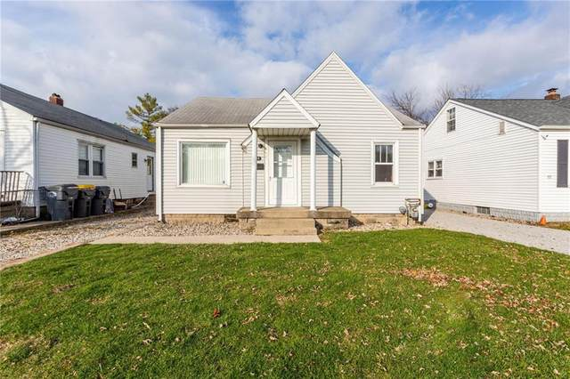 208 E 38TH Street, Anderson, IN 46013 (MLS #21740888) :: Mike Price Realty Team - RE/MAX Centerstone