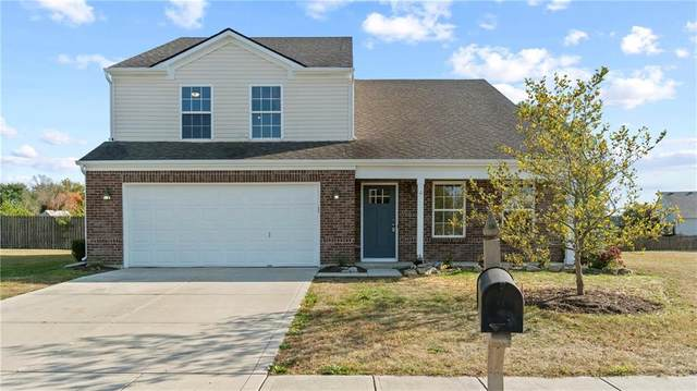 609 Hanover Road, Brownsburg, IN 46112 (MLS #21740917) :: Mike Price Realty Team - RE/MAX Centerstone