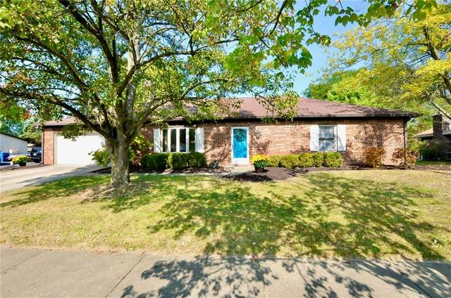 1230 Selkirk Lane, Indianapolis, IN 46260 (MLS #21741957) :: Mike Price Realty Team - RE/MAX Centerstone