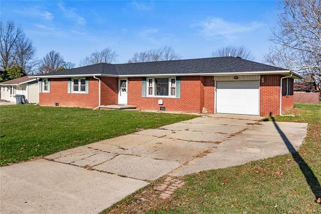 108 Norfolk Drive, Alexandria, IN 46001 (MLS #21742006) :: AR/haus Group Realty