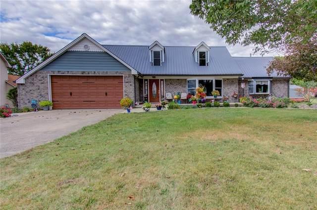 150 W Mckay Road, Shelbyville, IN 46176 (MLS #21742152) :: The Evelo Team