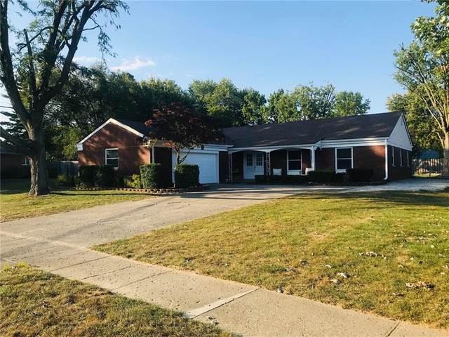 8109 Laura Lynne Lane, Indianapolis, IN 46217 (MLS #21742201) :: AR/haus Group Realty