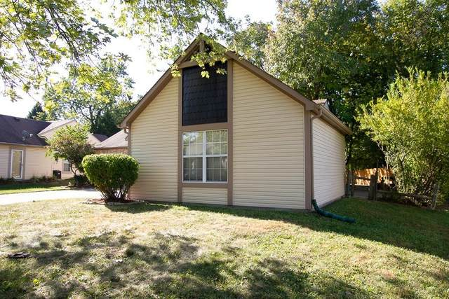9132 Fireside Drive, Indianapolis, IN 46250 (MLS #21742457) :: Mike Price Realty Team - RE/MAX Centerstone