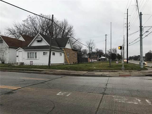 2165 S Meridian Street, Indianapolis, IN 46225 (MLS #21742476) :: Dean Wagner Realtors