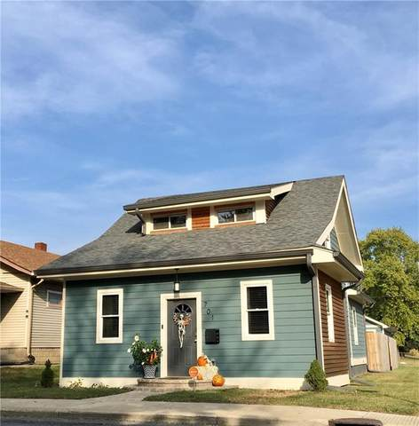 701 N Emerson Avenue, Indianapolis, IN 46219 (MLS #21742547) :: Anthony Robinson & AMR Real Estate Group LLC