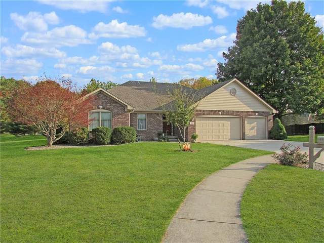 1457 Pippin Court, Avon, IN 46123 (MLS #21742563) :: The Indy Property Source