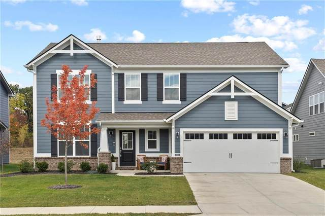 10998 Liberation Trace, Noblesville, IN 46060 (MLS #21742611) :: Richwine Elite Group