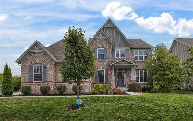 10011 Landis Boulevard, Fishers, IN 46040 (MLS #21742675) :: Mike Price Realty Team - RE/MAX Centerstone