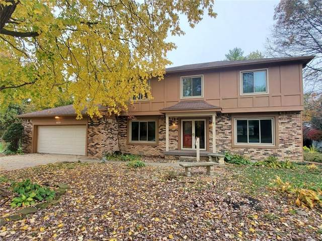 310 Maple Court, Greenfield, IN 46140 (MLS #21742772) :: The ORR Home Selling Team