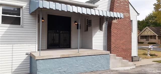 1458 N Linwood Avenue N, Indianapolis, IN 46201 (MLS #21742801) :: Richwine Elite Group