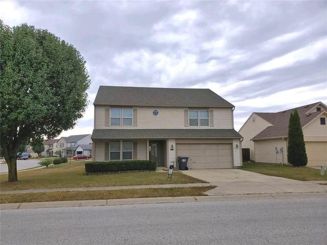 1117 Central Park Boulevard N, Greenwood, IN 46143 (MLS #21742881) :: AR/haus Group Realty