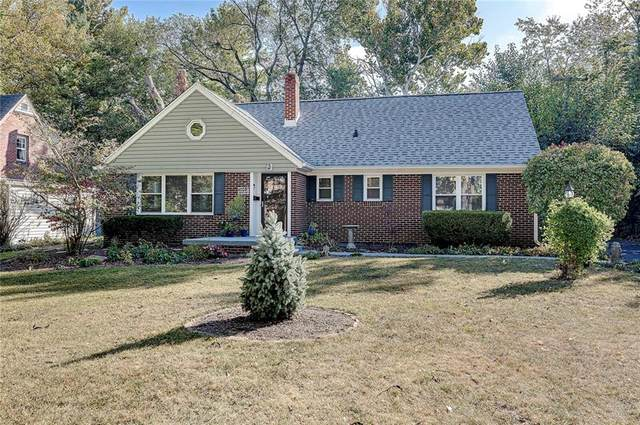 5911 N Oxford Street, Indianapolis, IN 46220 (MLS #21743109) :: Mike Price Realty Team - RE/MAX Centerstone