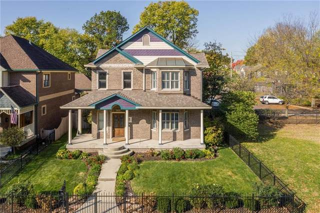 1420 N College Avenue, Indianapolis, IN 46202 (MLS #21743176) :: AR/haus Group Realty