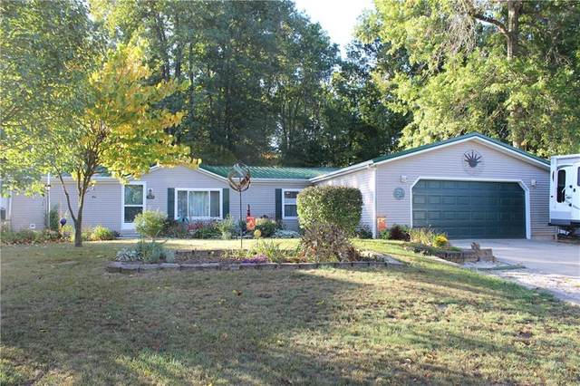 569 Cool Evening Road, Cloverdale, IN 46120 (MLS #21743348) :: The ORR Home Selling Team