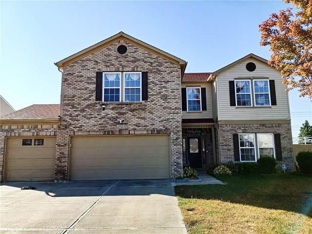 2973 Holiday Way, Greenwood, IN 46143 (MLS #21743409) :: Heard Real Estate Team | eXp Realty, LLC