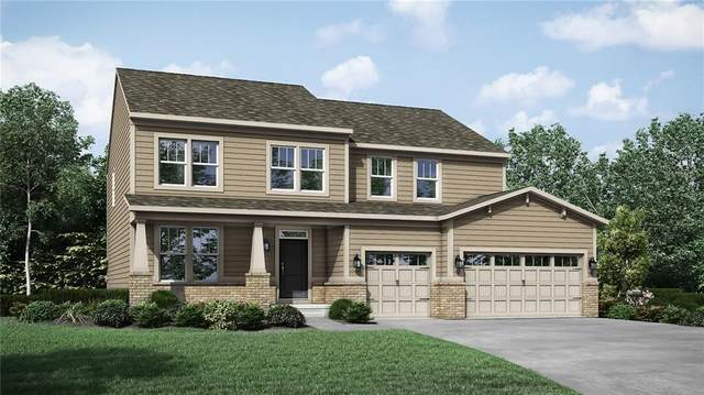 8838 Linton Lane, Brownsburg, IN 46112 (MLS #21743501) :: The ORR Home Selling Team