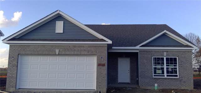 2142 Downey Court, Greenfield, IN 46140 (MLS #21743510) :: Anthony Robinson & AMR Real Estate Group LLC