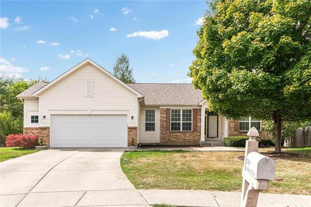 12744 Locksley Place, Fishers, IN 46038 (MLS #21743561) :: Richwine Elite Group