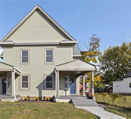 2122 Prospect Street, Indianapolis, IN 46203 (MLS #21743599) :: Richwine Elite Group