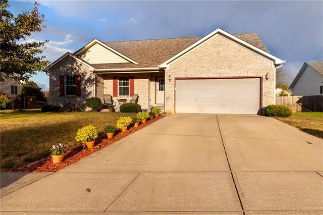 2915 Wandering Way, Columbus, IN 47201 (MLS #21743649) :: Heard Real Estate Team | eXp Realty, LLC