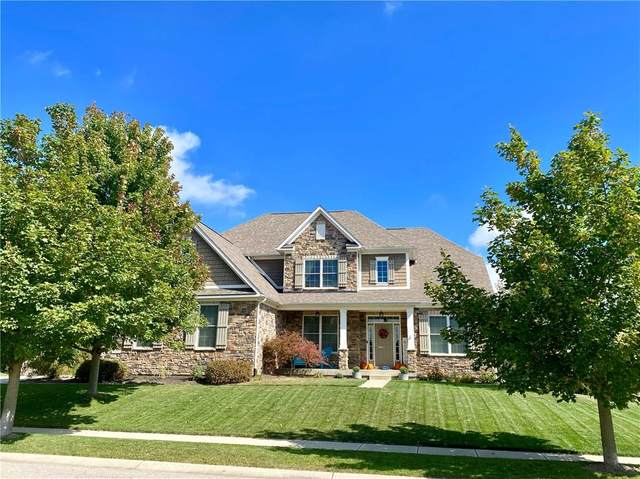 15310 Dunrobin Drive, Noblesville, IN 46062 (MLS #21743693) :: Heard Real Estate Team | eXp Realty, LLC