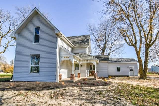 6953 N State Road 29, Frankfort, IN 46041 (MLS #21743712) :: The ORR Home Selling Team