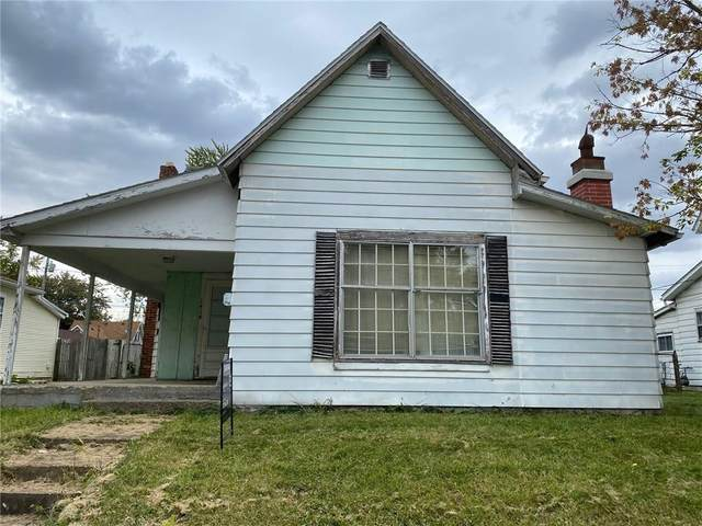 1414 S Main Street, Kokomo, IN 46902 (MLS #21743813) :: AR/haus Group Realty