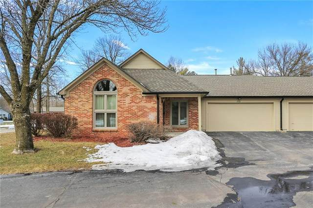 1792 Cloister Drive, Indianapolis, IN 46260 (MLS #21743828) :: Dean Wagner Realtors