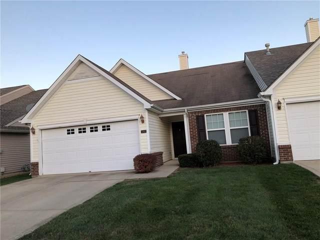 2863 Cadogan Drive, Greenwood, IN 46143 (MLS #21743991) :: The ORR Home Selling Team
