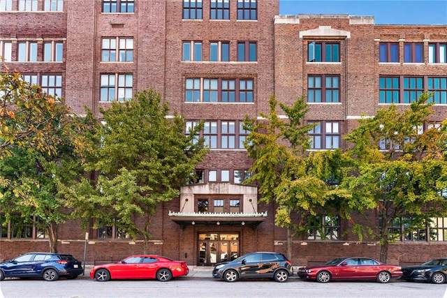 430 N Park Avenue #408, Indianapolis, IN 46202 (MLS #21744025) :: AR/haus Group Realty