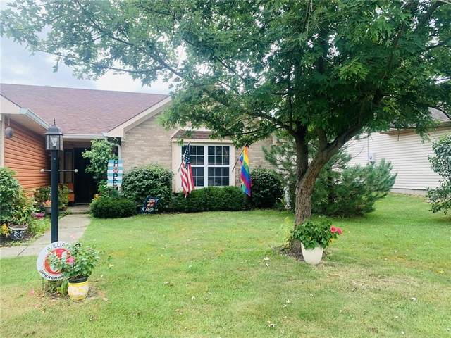 619 Peaceful View Drive, Mooresville, IN 46158 (MLS #21744069) :: Richwine Elite Group