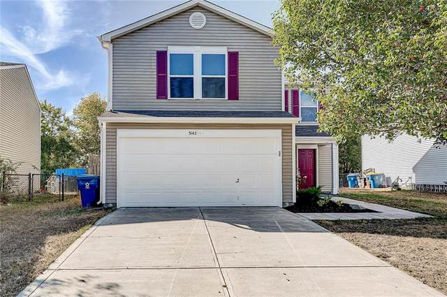 3142 Earlswood, Indianapolis, IN 46217 (MLS #21744220) :: The ORR Home Selling Team