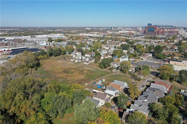1406 S Capitol Avenue, Indianapolis, IN 46225 (MLS #21744367) :: The Indy Property Source