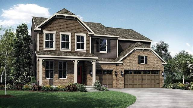 3212 Emmaline Drive, Brownsburg, IN 46112 (MLS #21744389) :: The ORR Home Selling Team