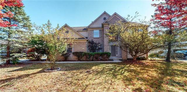 7719 Prairie View Lane, Indianapolis, IN 46256 (MLS #21744483) :: The Indy Property Source
