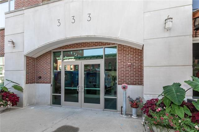 333 Massachusetts Avenue #801, Indianapolis, IN 46204 (MLS #21744622) :: Realty ONE Group Dream