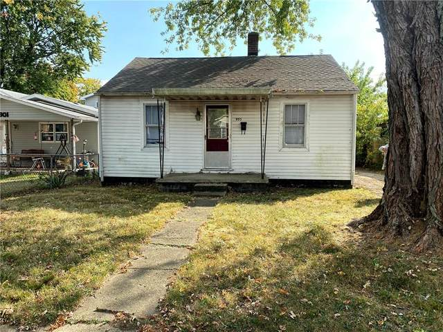 905 W 14th Street, Muncie, IN 47302 (MLS #21744635) :: Mike Price Realty Team - RE/MAX Centerstone